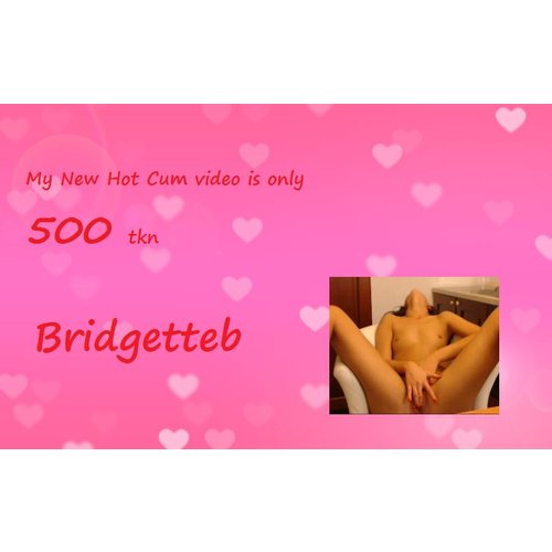 BridgetteB My Free Cams